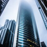 ビル群_IT業界や不動産業界